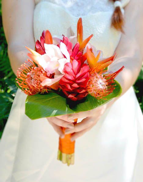 bouquet de fleurs pour un mariage exotique nutance. Black Bedroom Furniture Sets. Home Design Ideas