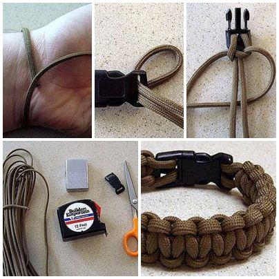 How To Make Cool Bracelet For Men Step By Step Diy Tutorial
