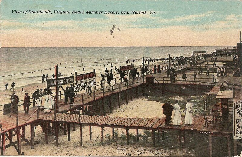 Vintage Photos Of Virginia Beach People Events In History Norfolk Va Sites Portsmouth Home