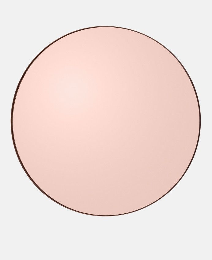 Circum Mirror Rose Gold Large | In Store | MIRRORS | Pinterest ...