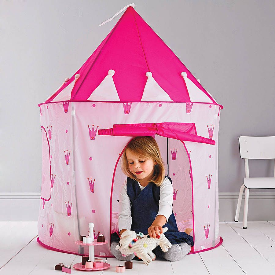 Princess Castle Play Tent. Gifts For Little GirlsGifts ...  sc 1 st  Pinterest & Princess Castle Play Tent | Play tents Princess castle and Tent