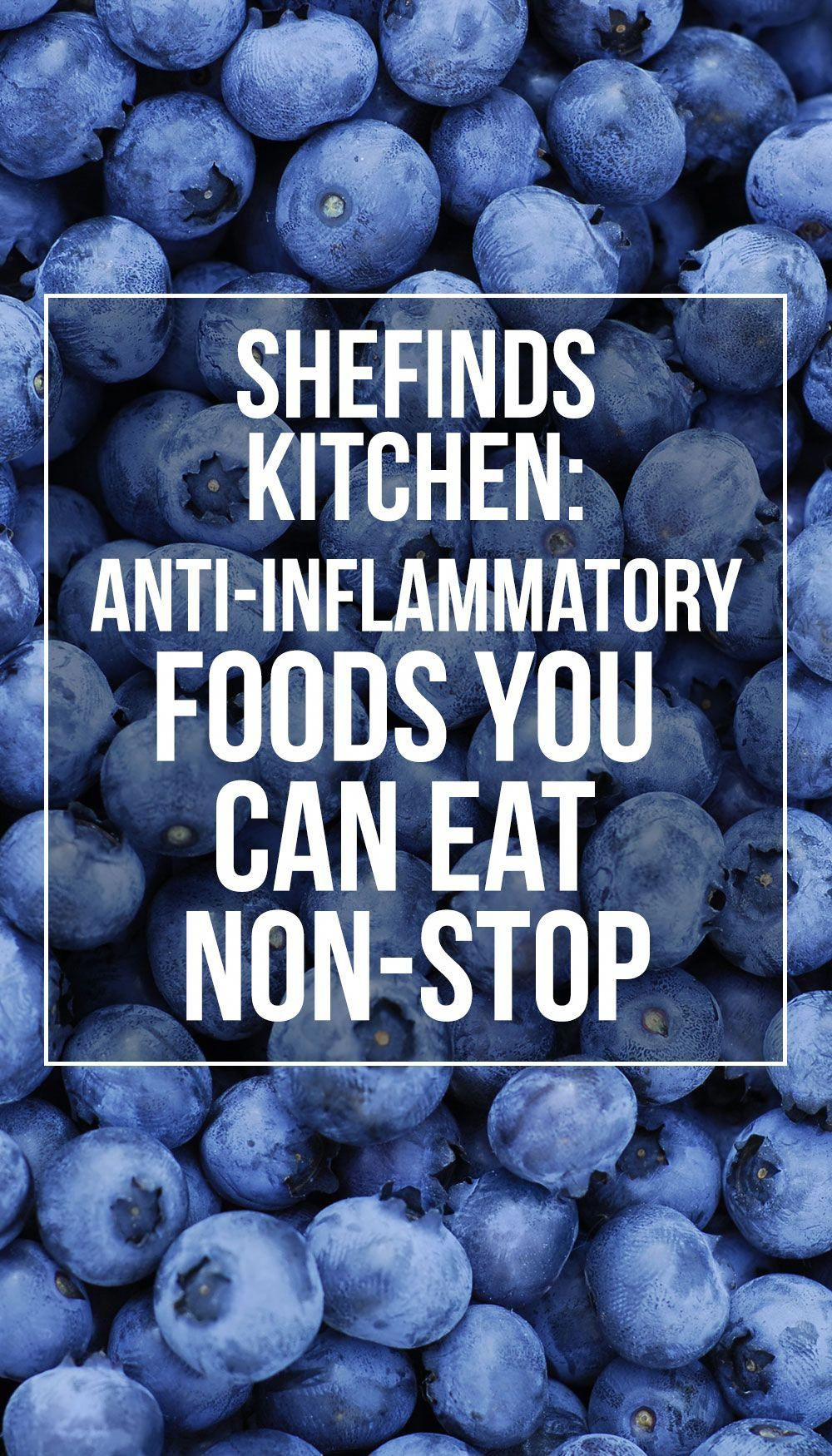 6 Anti-Inflammatory Foods You Can Eat Non-Stop And Still Lose Weight By Summer, According To Nutriti...