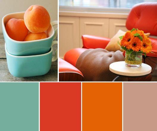 Bedroom color palette: Option 2 the-house-that-liz-built