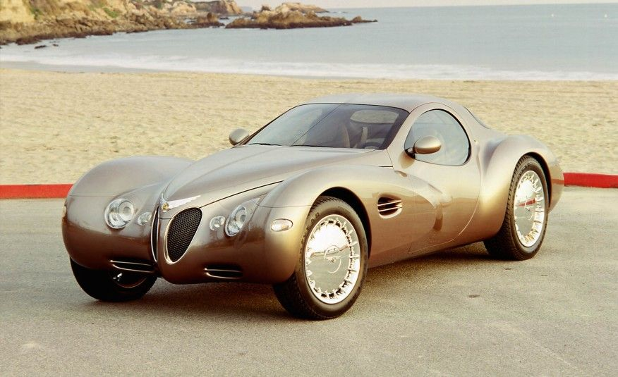 Exceptional Conceptual The Greatest Concept Cars Of All Time