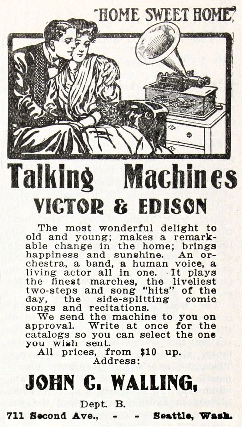 Pin By John Donch On Vintage Advertisements Phonograph Vintage