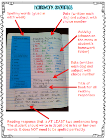 Teaching Blog Round Up: Homework Made Easy