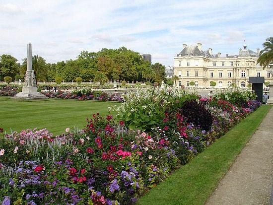 Jardin du Luxembourg (Luxemburg Palace)