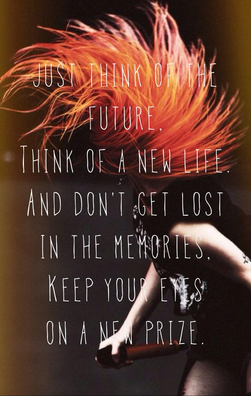 Paramore   Future lyrics   Inspiration   Pinterest ... Paramore Song Quotes