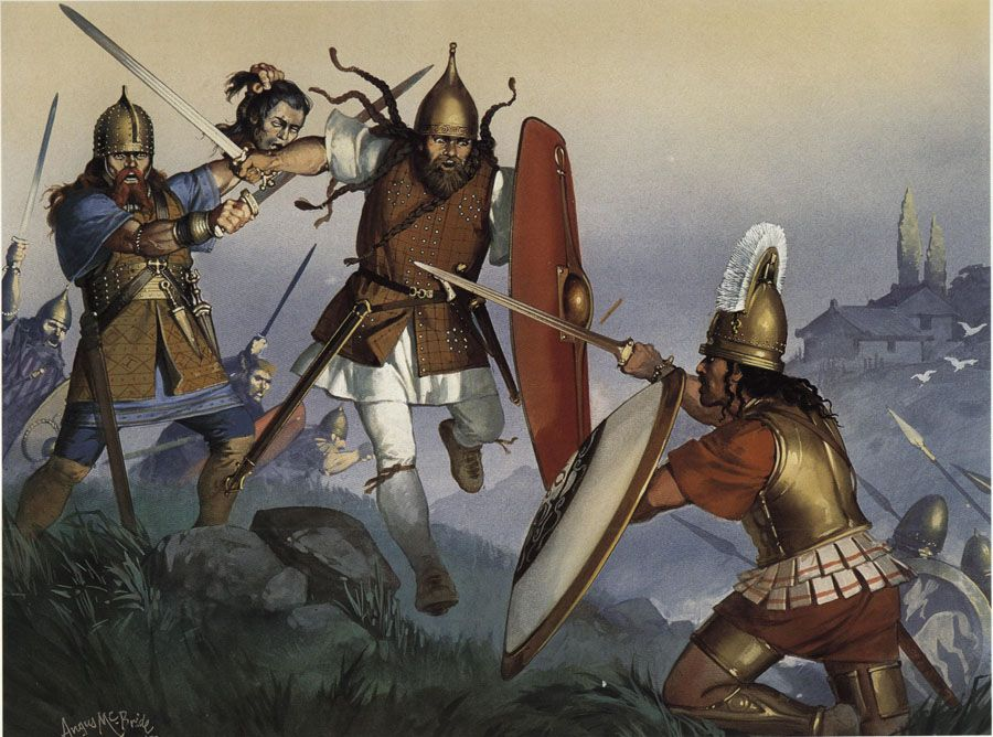 an introduction to the history and origins of ancient celts Origins of the scots introduction  most casual readers of history are aware that the picts and the scots  since in ancient times the celts ranged over.