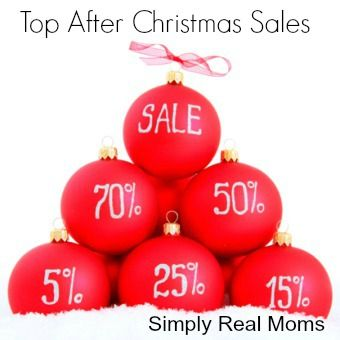 Top after Christmas sales!