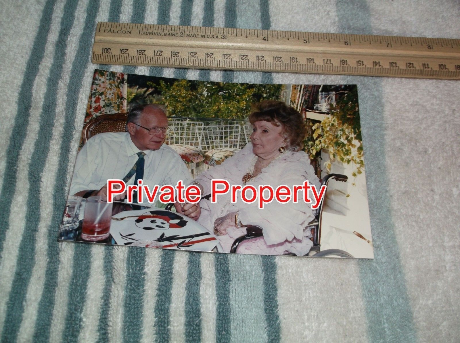 MATRIARCH JOLIE GABOR GABOR MOTHER PERSONAL FAMILY  PHOTO FAMILY ESTATE 1