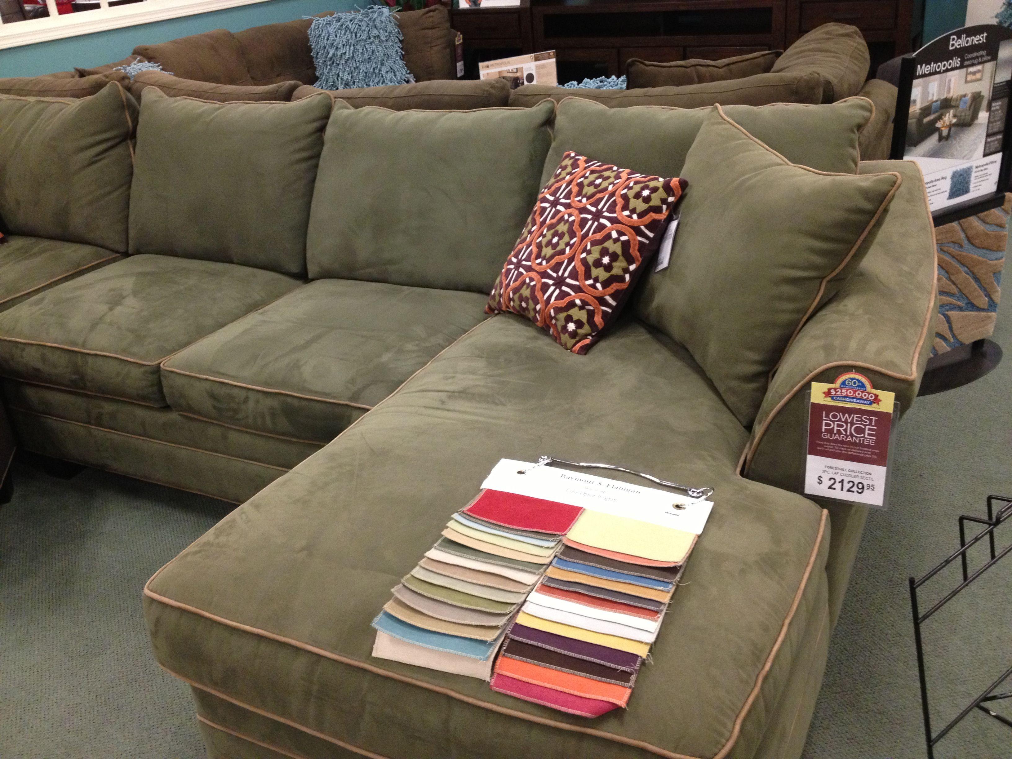 Foresthill. Raymour & flanigan | Den Furniture | Pinterest | Den ...