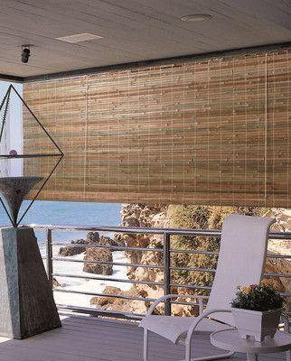 Indoor Outdoor Laguna Bamboo Natural Window Shade Blind Ebay