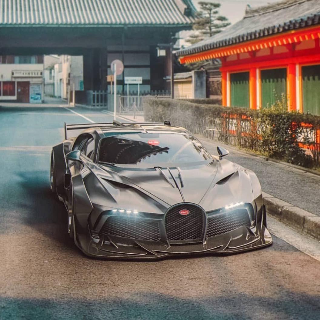 The Bugatti Divo Redesigned Bugatti Divo Supercars Luxurycars Cars New Sports Cars Bugatti Cars Sports Car
