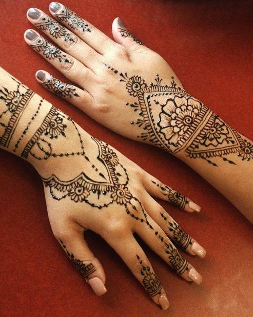 Jagua Henna Tattoo Design Hennas Henna Tattoo Designs Henna