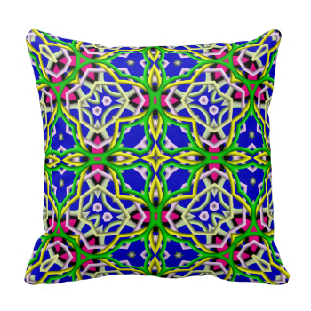 An unique abstract pattern with different shapes and pattern. kaleidoscope effect and creative warp is use to make this pattern. You can also customized it to get a more personal look.