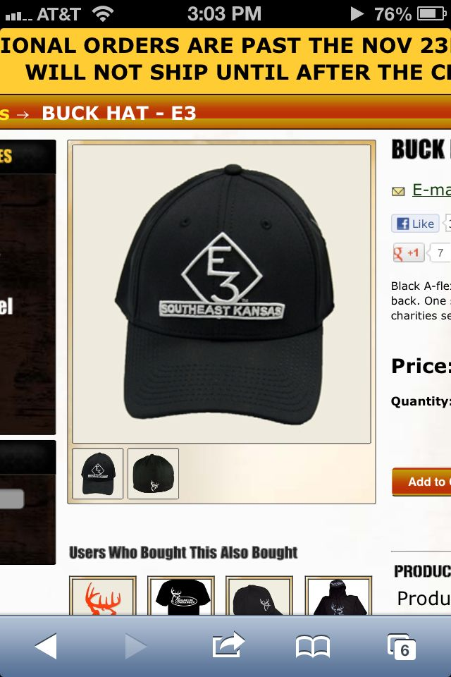Luke Bryans Hat On The Buck Commander Online Store This Is The