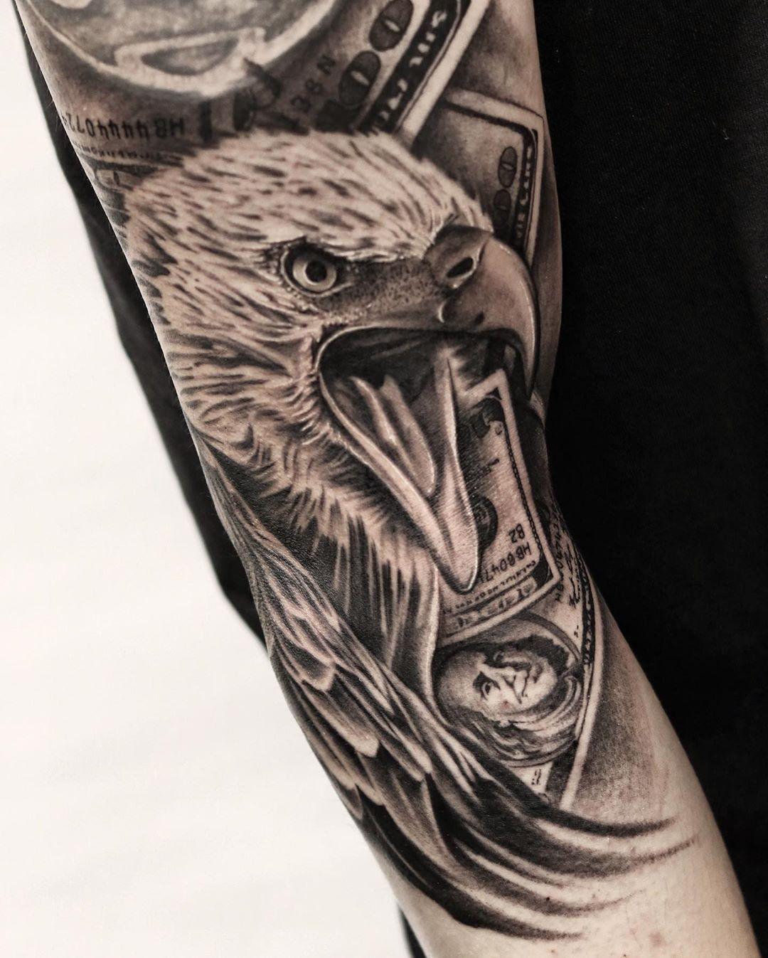 Those who fly solo have the strongest wings - Eagle // 老鷹,感謝信任🙏🏻 #eagle #ecotatpro #portrait #blackandgrey #blackandgreytattoo #blackink #blackart #bng #inksoulinksoul #theblackandgreytattooleague #realistictattoo #tattoo #tattoos #tattoosleeve #tattooing #tattooed #tattooartist #tattooink #tattoosofinstagram #tattooart #tattoolife #ink #inked #inkedup #inkedlife #inkedmag #inkaddict