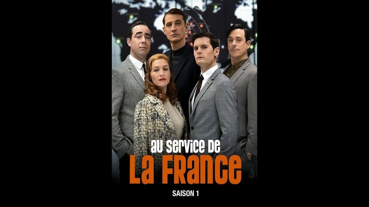 Intro A Very Secret Service Au Service De La France Comedia
