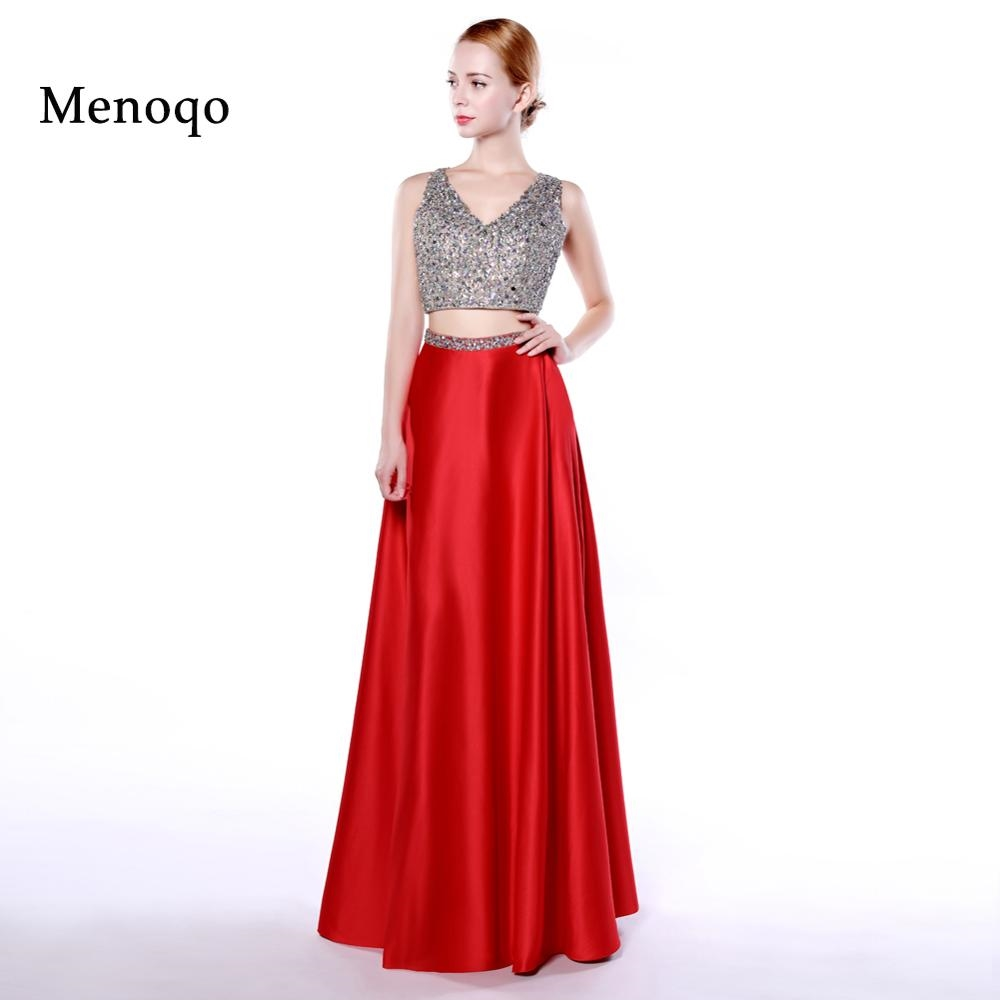 know more menoqo high quality two piece prom dresses