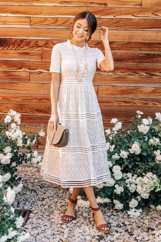 Elayna Lace Midi Dress Mod And Retro Clothing Lace Midi Dress Embroidered Midi Dress Dresses [ 1500 x 1000 Pixel ]