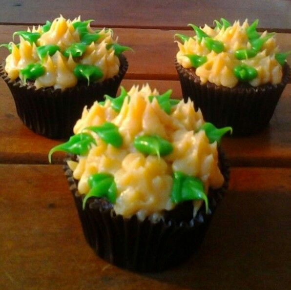Cupcakes da Bolo de Colher  Confeitaria Artesanal  Instagram @bolode_colher