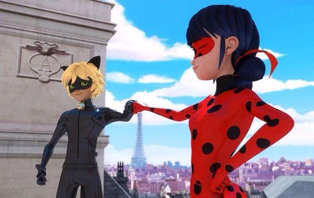 Pound it | Miraculous Ladybug&CatNoir | Miraculous ladybug