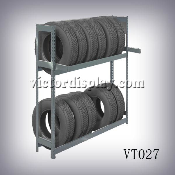 Rolling Tire Storage Rack Wall Mount Tire Storage Rack Garage Folding Loft Wheels Holder Auto