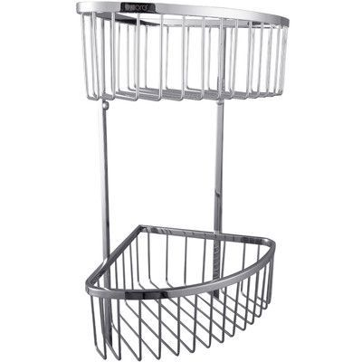 UCore Stainless Steel Wall Mounted Shower Double Corner Basket ...