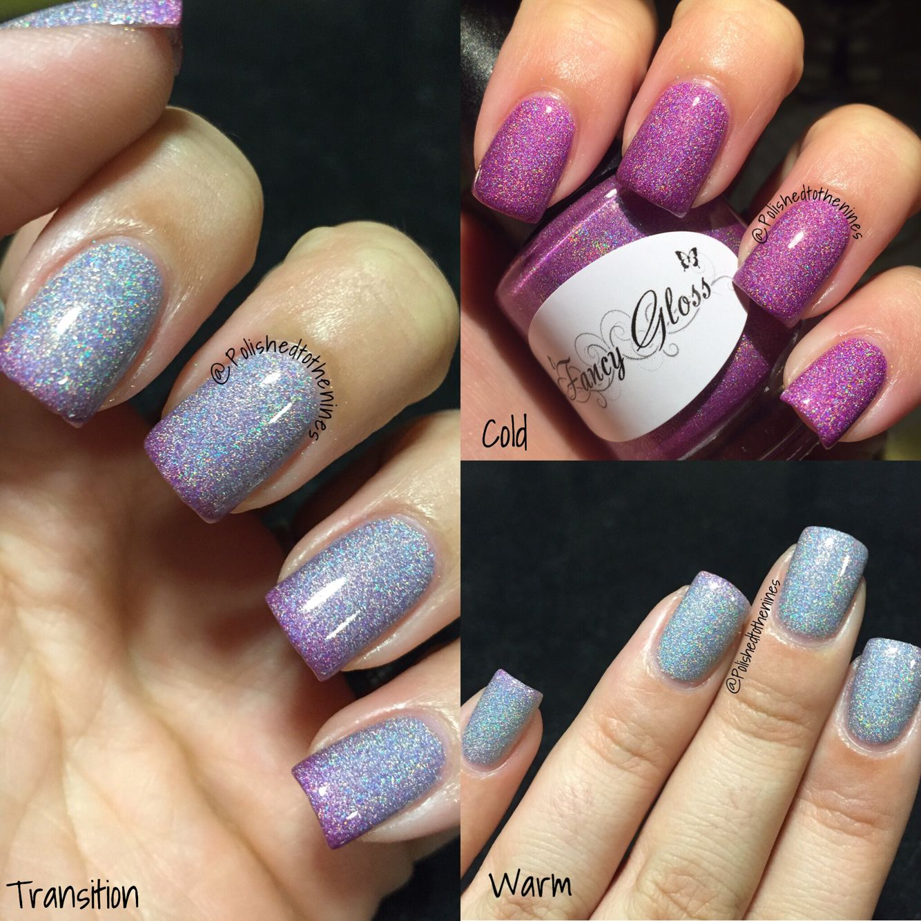 Fancy Gloss - Silver Lotus - Thermal Polish | Wish List/ISO ...