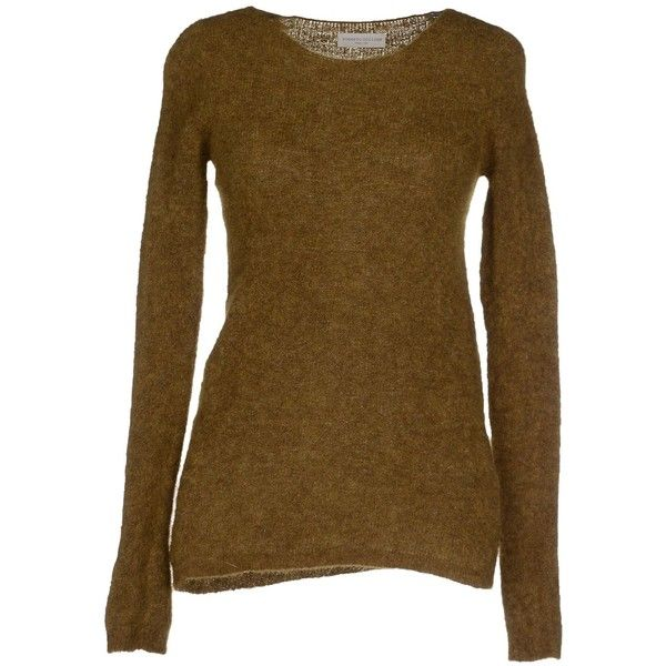 bbc621ebda1 Roberto Collina Jumper ( 93) ❤ liked on Polyvore featuring tops ...
