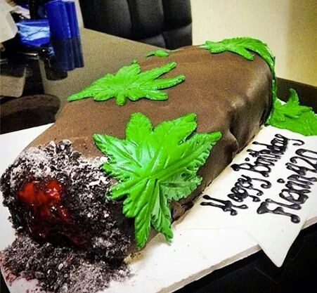 birthday cake weed i want a blunt cake quot they an american flag hanging 1786