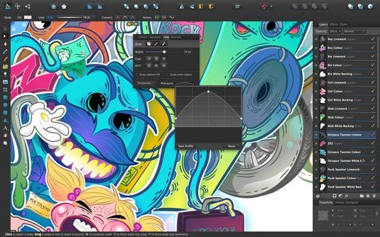 Serif Releases Free Alternative To Adobe Illustrator Illustration Tool Design Illustrator Tutorials