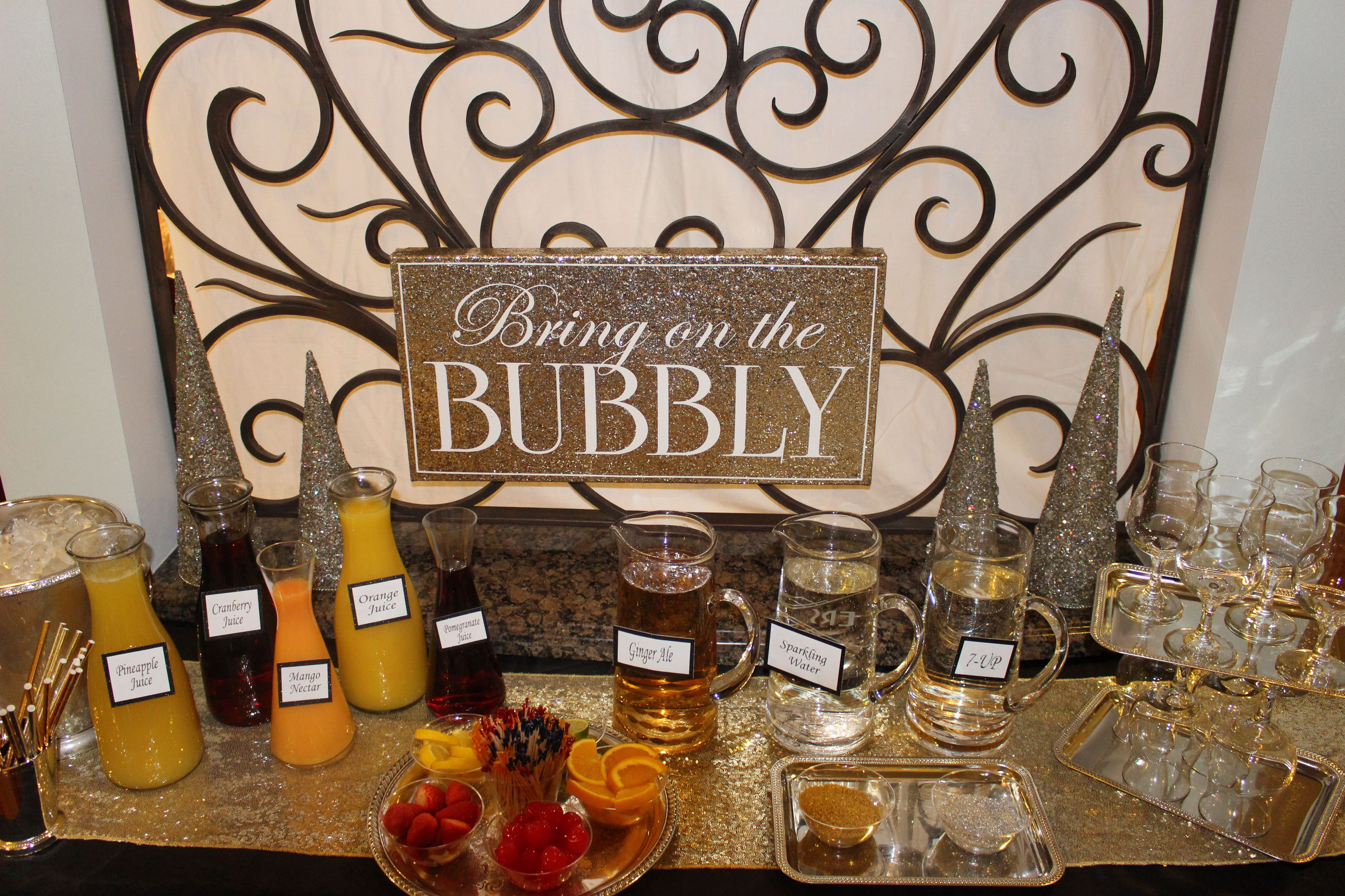Pin on Celebrations-New Year's Eve Teen Mocktail Bar
