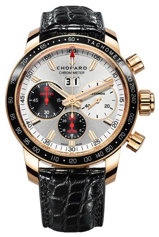 161286-5001 Chopard Racing Superfast and Special Jackie Ickx Edition V Chronograph Limited Edition 500