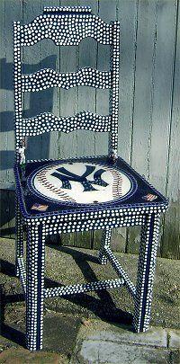 New York Yankees Chair