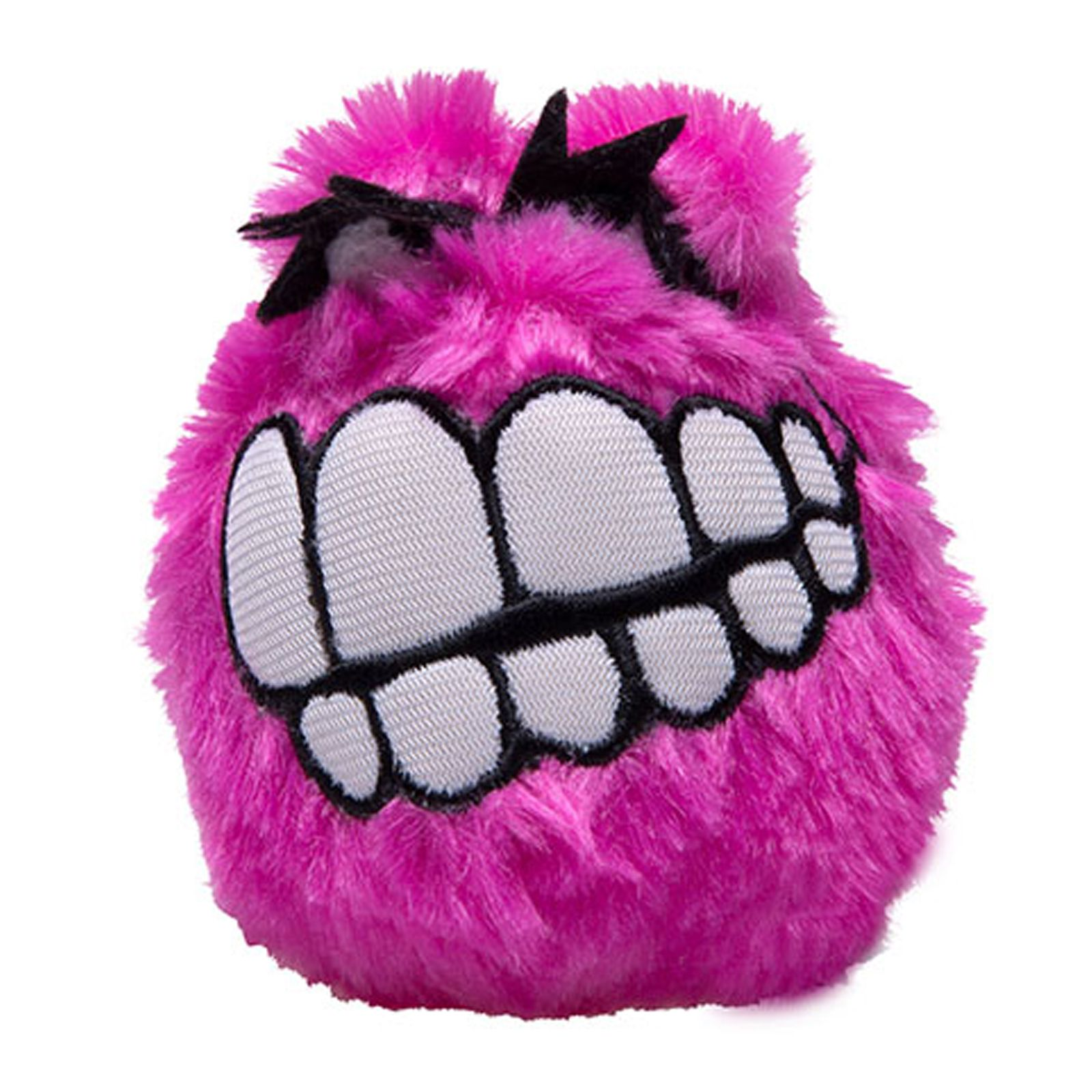 Rogz fluffy grinz will be your dogs favourite toy and durable aswell. Find it at www.zooco-sa.com