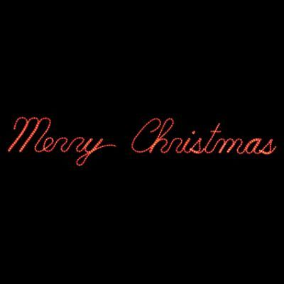 Merry Christmas Led Lighted Sign Frontgate Keeping Christ In Christmas Need This Christmas Rope Lights Merry Christmas Christmas Words