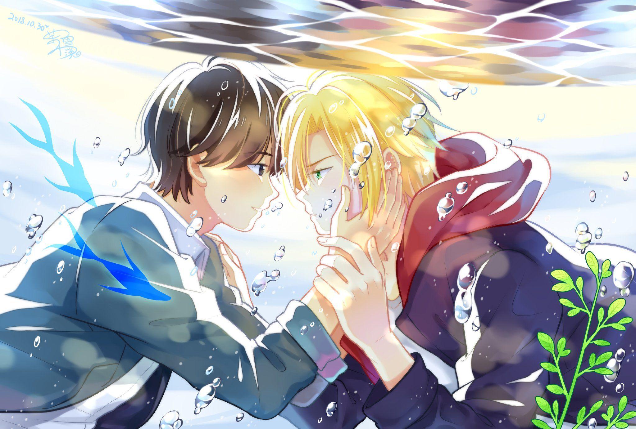 jeune d anime おしゃれまとめの人気アイデア pinterest bouaziz ines ばななふぃっしゅ アニメ 漫画 アニメ