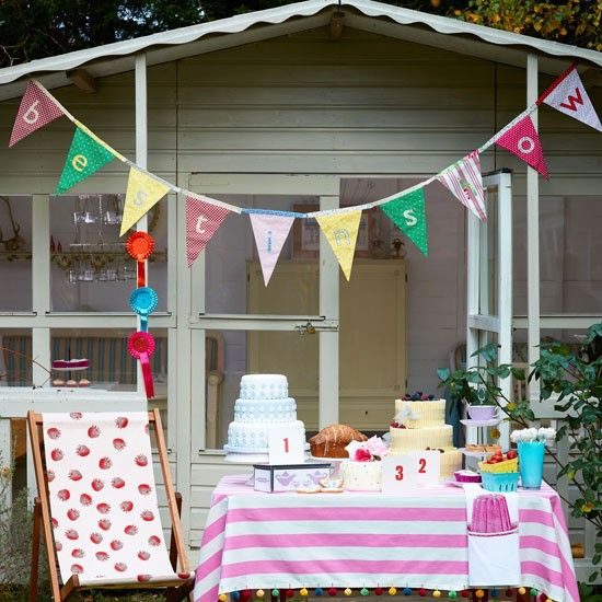 Have A Summer Party Summerhouse Style 10 Ideas Photo Gallery Housetohome Co Uk