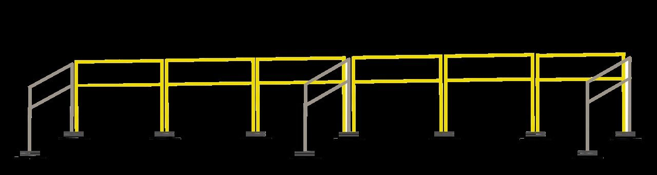 Best Temporary Railing For Fall Protection In 2020 Railing 400 x 300