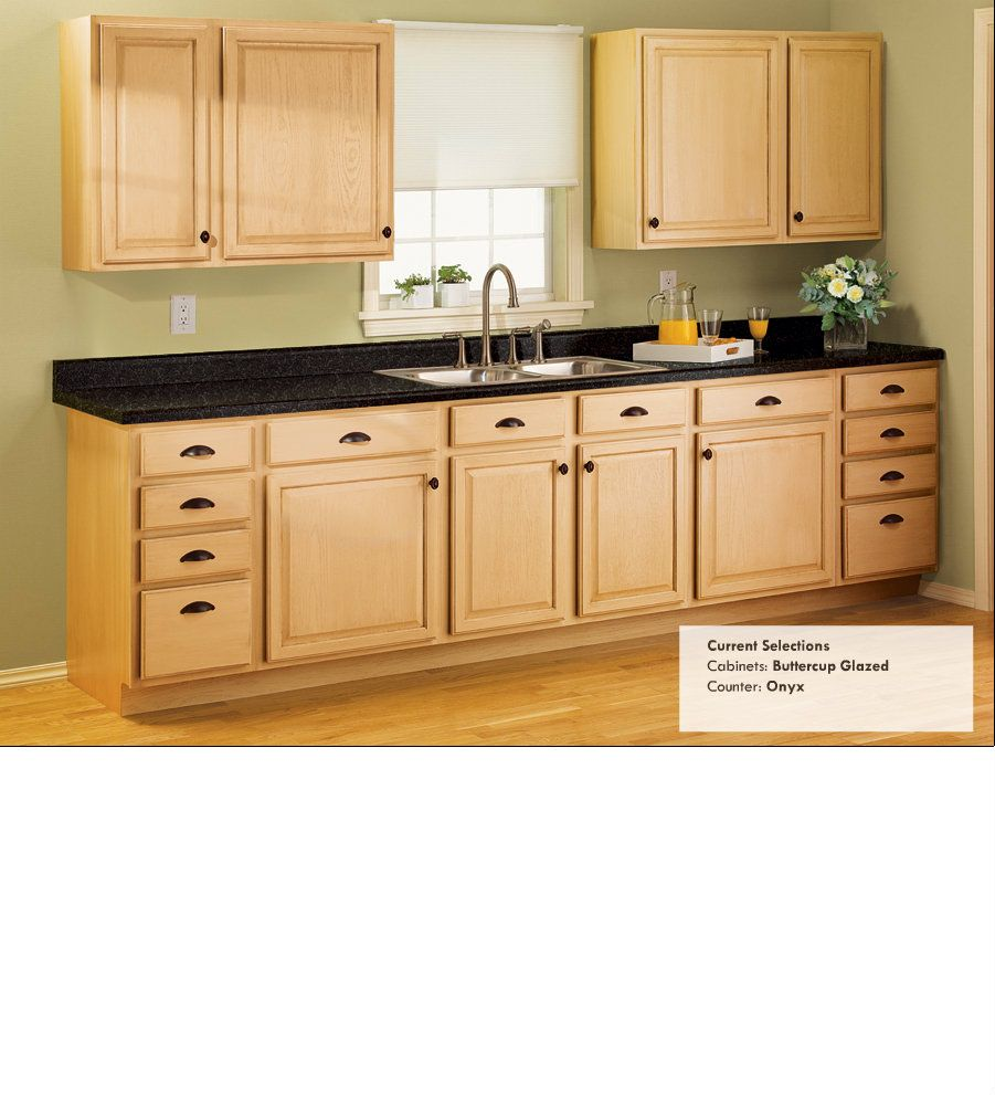 Buttercup Glazed Onyx Countertops Would Require Redoing Both Cabinets And Counte Small Kitchen Cabinet Design Cheap Kitchen Cabinets Small Kitchen Cabinets