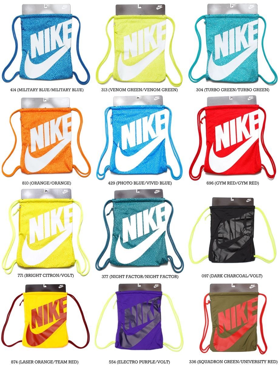 84f43a5c9 NIKE HERITAGE GYMSACK | Bags in 2019 | Nike bags, Bags, Drawstring ...