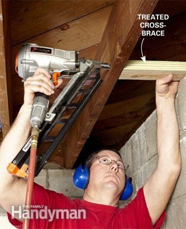 How To Finish A Basement Wall Finishing Basement Basement Remodeling Basement Walls