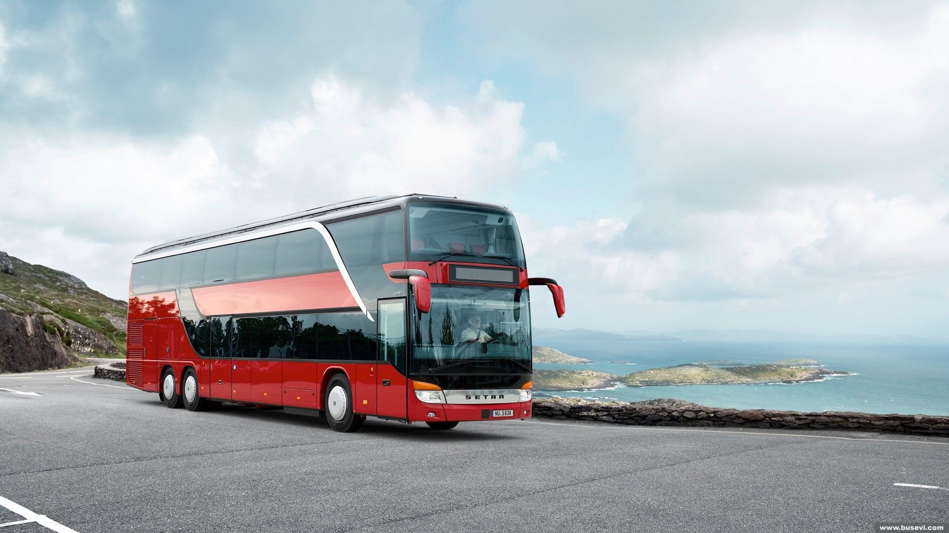 Setra S 431 Dt Autobus De Dos Pisos Autobus Dos Pisos