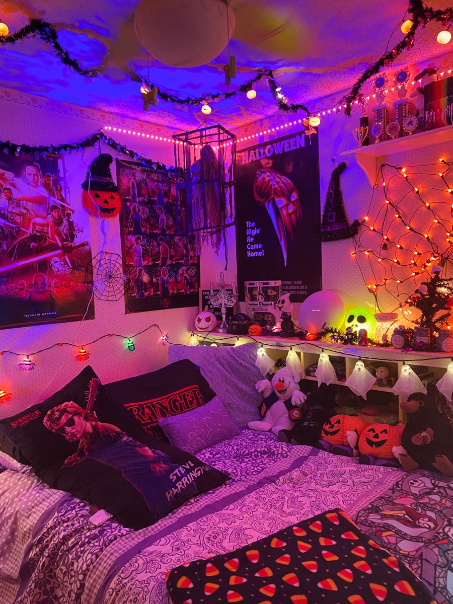 Finder is committed to editorial independence. Halloween room. 2020 edition in 2021 | Room inspiration bedroom, Room design bedroom, Dreamy room