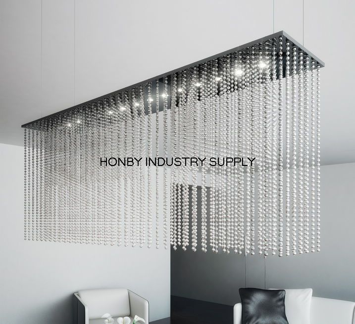 Metal Chain Curtain Or Divider Reception Desk Lighting Diy