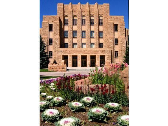 University Of Wyoming Arts And Sciences Building Most Beautiful
