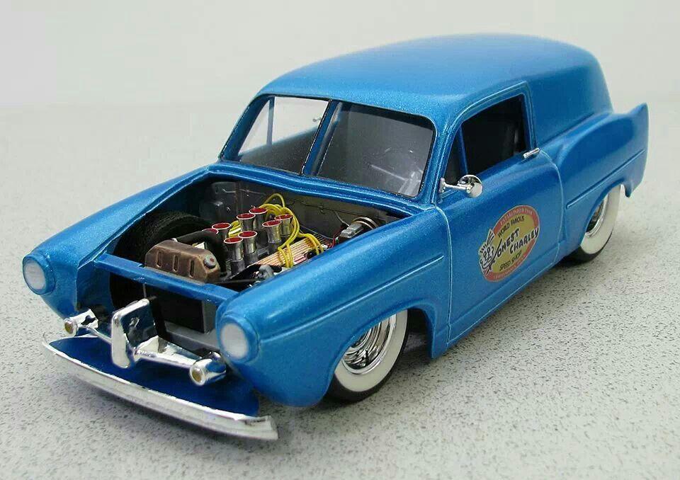 Custom Model Cars. Model cars kits, Plastic model cars