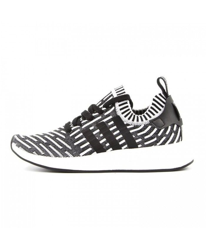 ea81205310 ... blanc rouge S75147; Homme Adidas Originals NMD Primeknit R2; PHARRELL X  ...